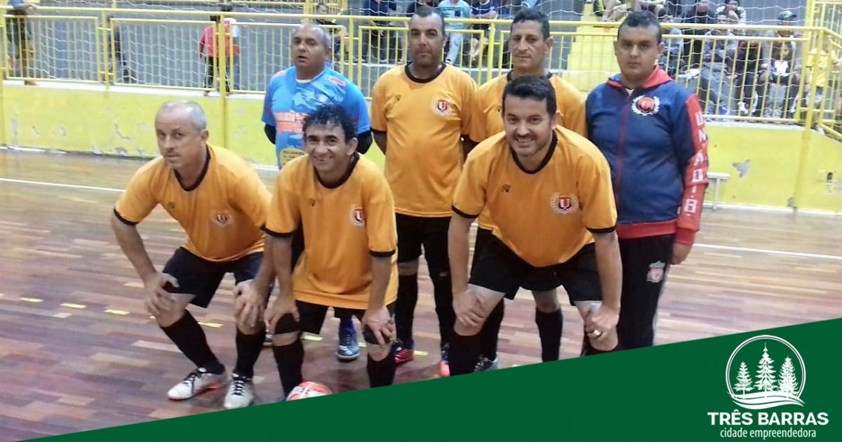 11 gols marcados pela segunda rodada do Municipal de Futsal Máster e Feminino