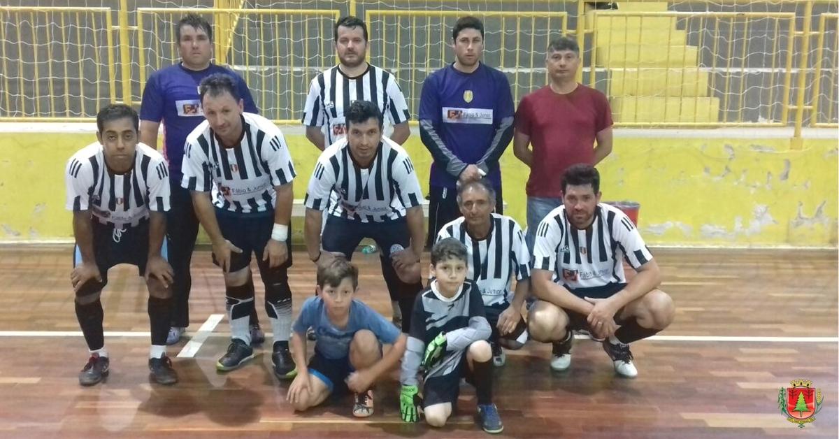 16 gols pela segunda rodada do Futsal Quarentinha