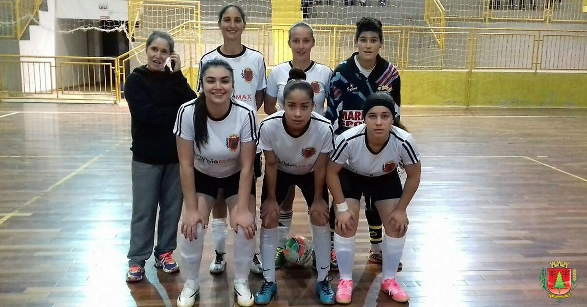 27 gols marcados nas duas últimas rodadas do Futsal Feminino