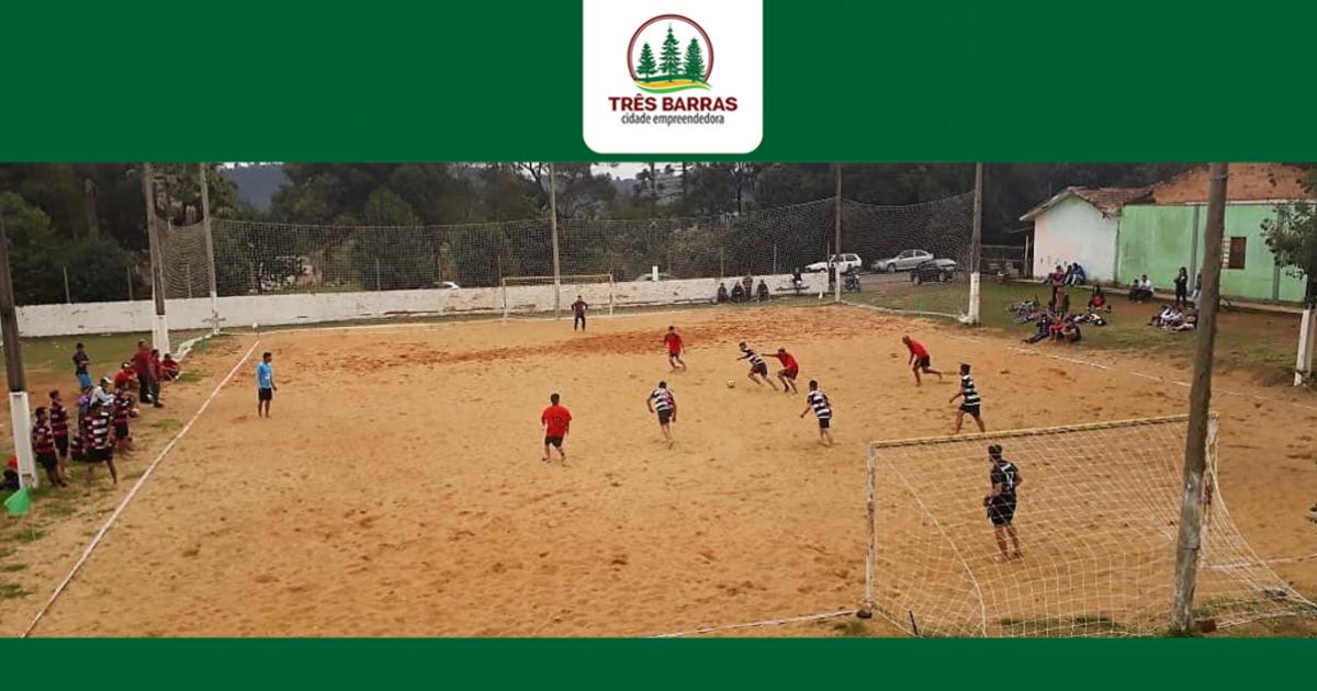 66 gols são marcados pela rodada inicial do Campeonato de Futebol de Areia