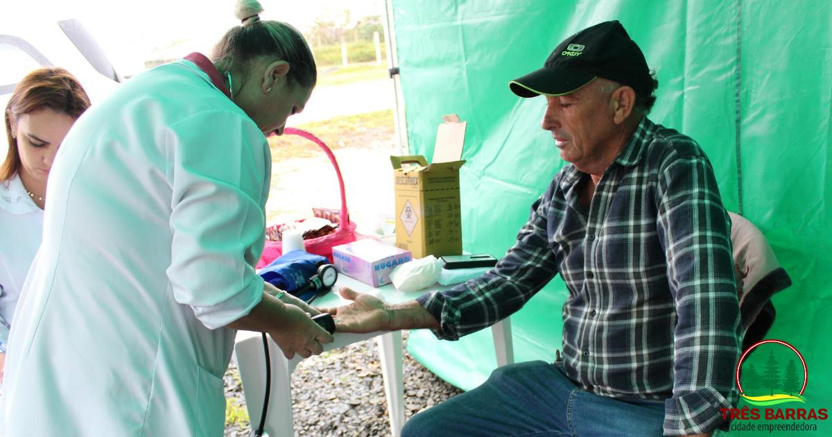 Ações marcam as comemorações do Dia Mundial da Saúde