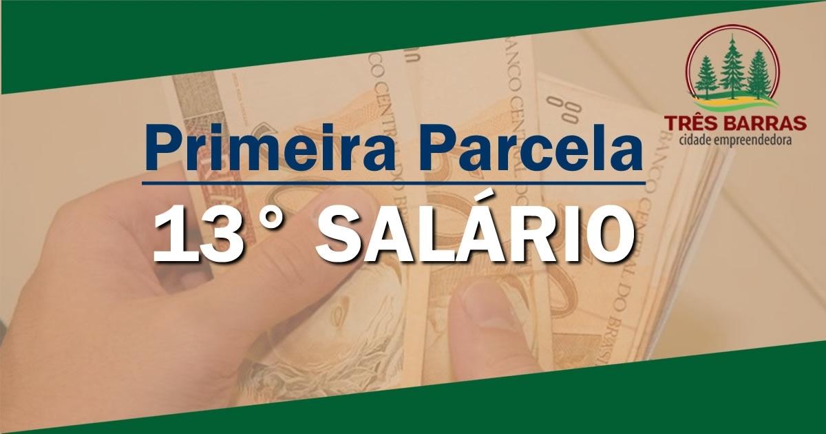 Adiantamento salarial e primeira parcela do 13° salário já estão disponíveis para saque