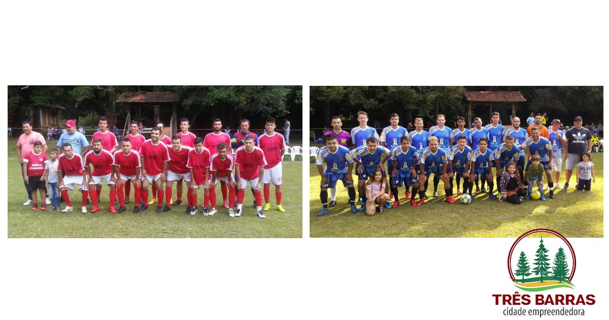 Amigos do Internacional e Amigos Gelo Cubas se garantem nas semifinais da Copa Floresta de Futebol