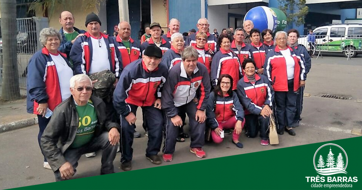 Atletas de Três Barras participam da etapa estadual dos Jasti