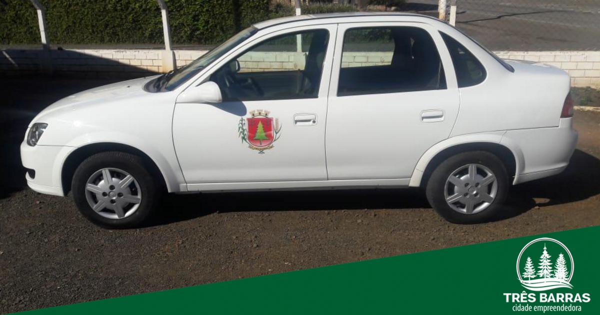 Automóvel volta a atender os moradores do distrito de São Cristóvão