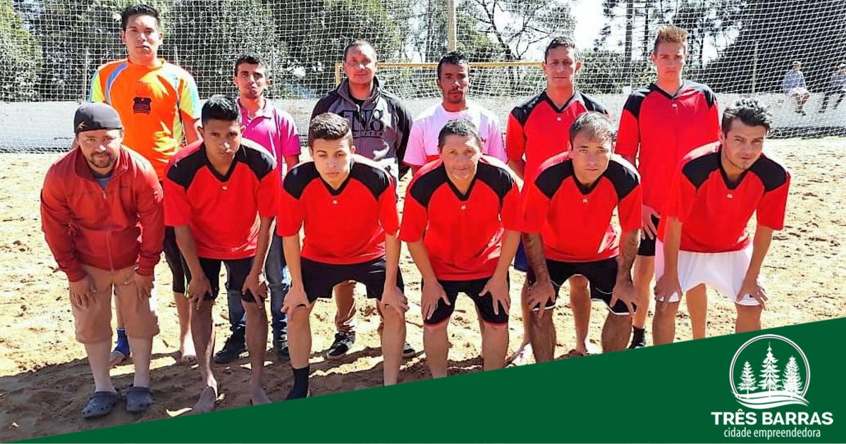 Campeonato de Futebol de Areia: Destaque na segunda rodada, Baixada A goleia por 17 a 2