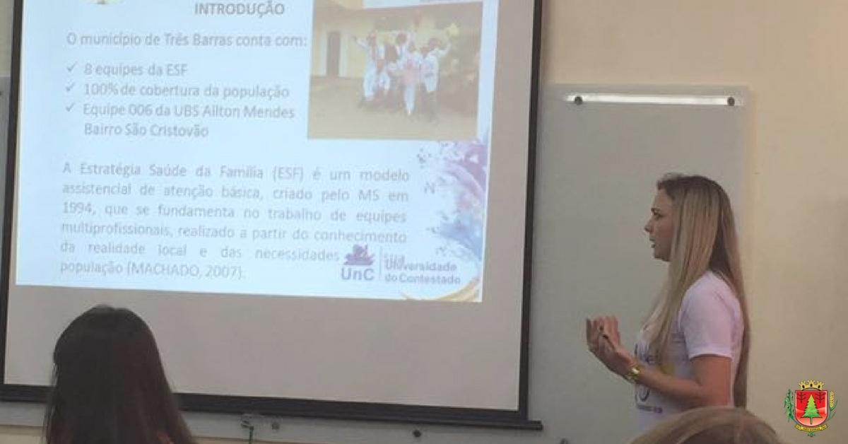 """Case """"Estratégia Saúde da Alegria"""" é apresentado em Workshop na região"""