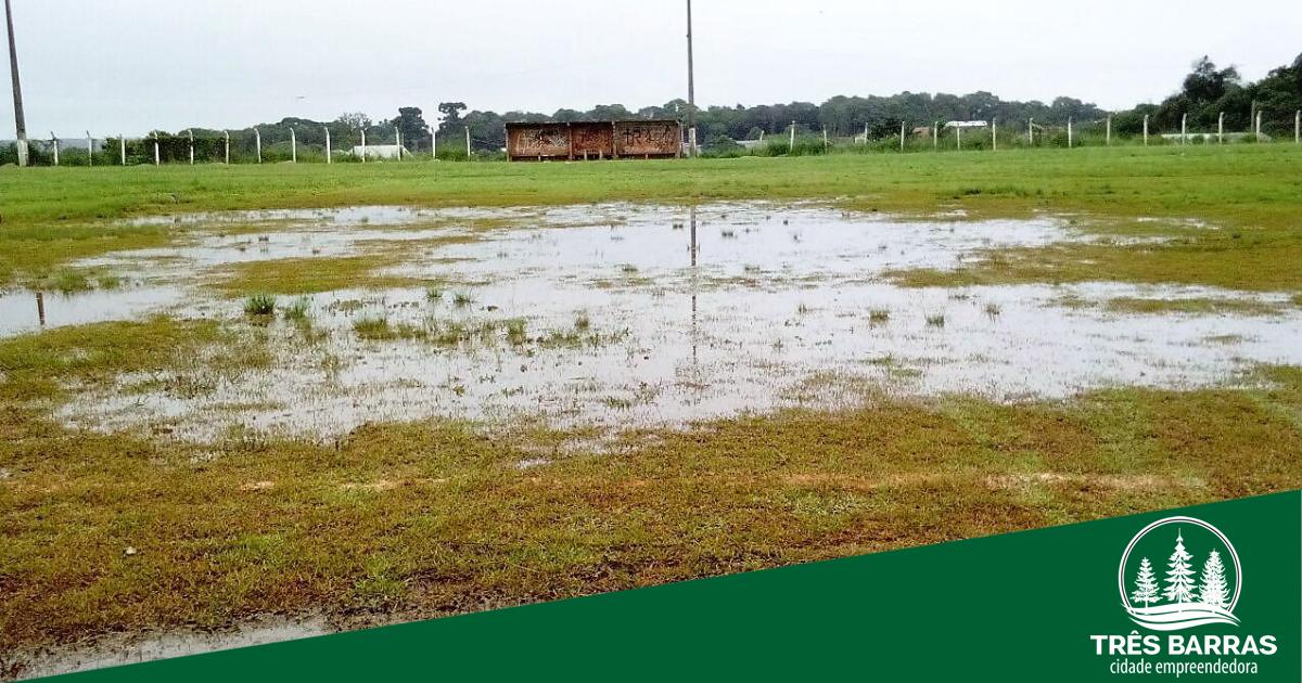 Chuva na madrugada de domingo motiva adiamento da rodada do Futebol Suíço
