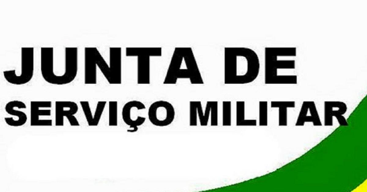 Comunicado da Junta de Serviço Militar de Três Barras