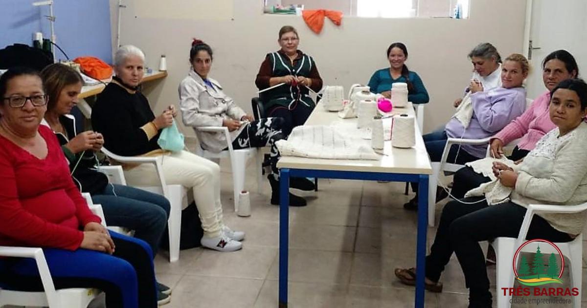 CRAS do distrito de São Cristóvão realiza oficinas com grupos do PAIF