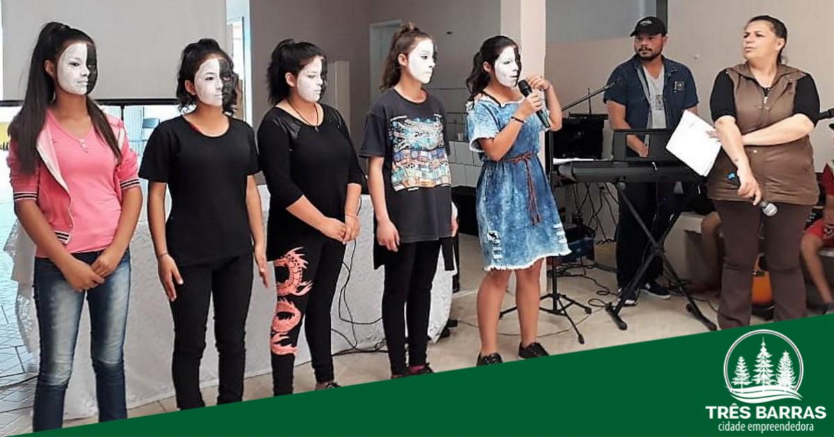 CRAS e SCFV promovem atividades durante o 2° Dia da Família