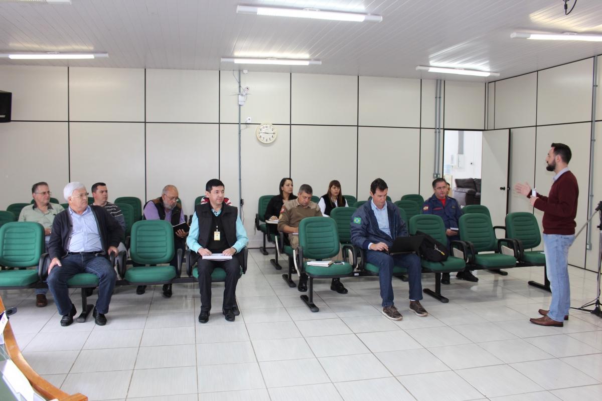 Defesa Civil aciona plano de contingência em Três Barras
