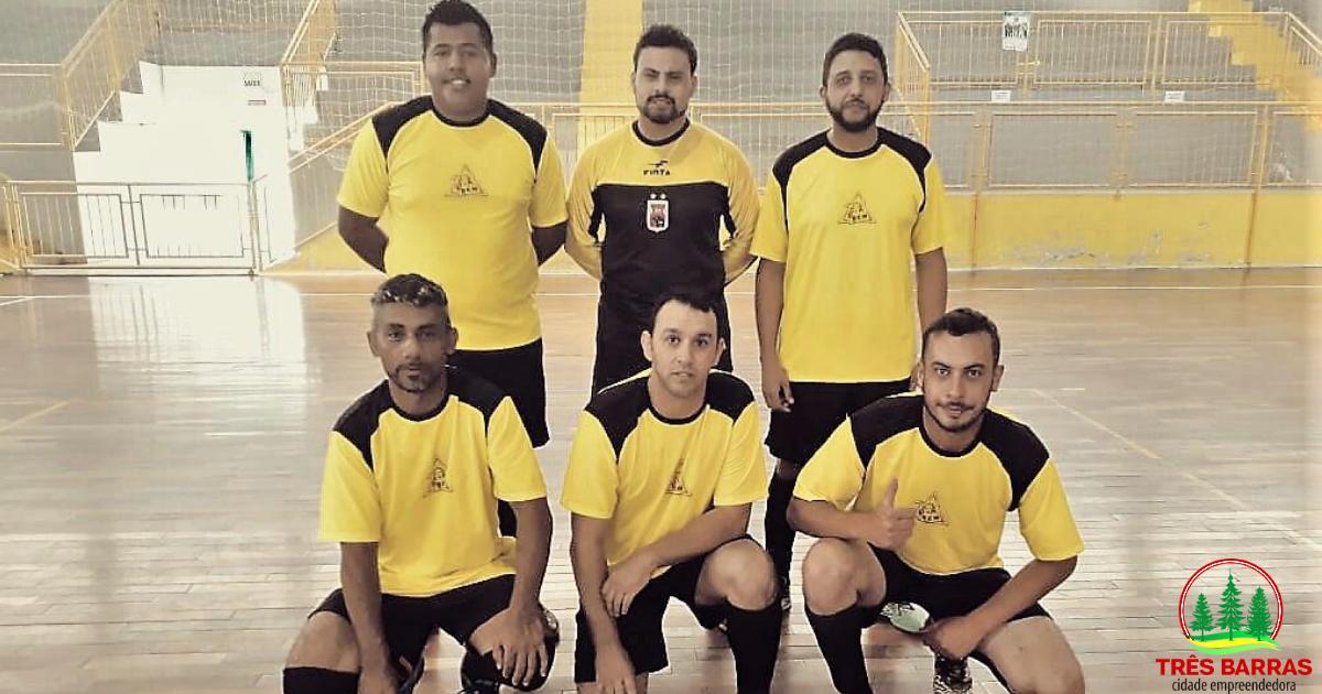 Definidas equipes finalistas do Interno de Futsal da prefeitura
