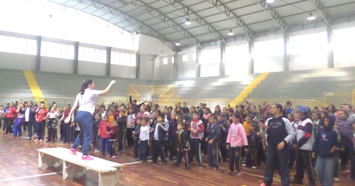 Dia do Desafio reúne 1.792 pessoas em Três Barras