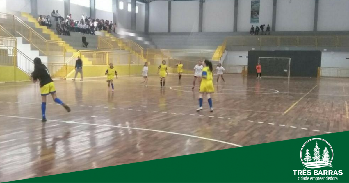 Divulgado calendário de disputas de três competições esportivas no município