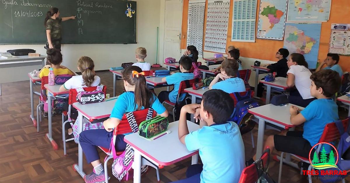 Educação ambiental: Puma e Proa envolvem mais de 220 estudantes de escolas municipais