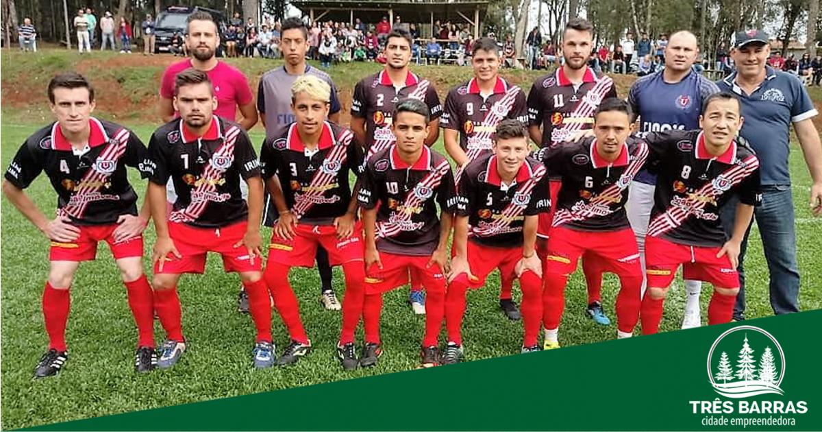 Equipes de Três Barras fazem finais de campeonato no interior de Irineópolis