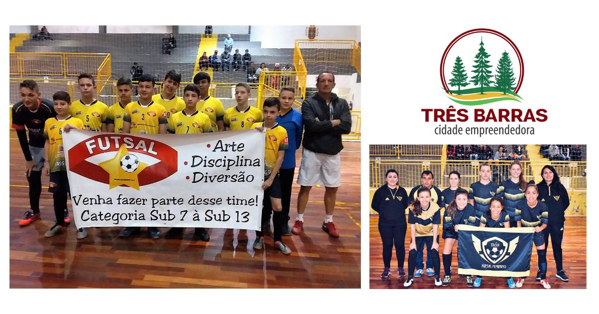Estrela Futsal - A se garante na final da categoria Infantil; Tróia goleia antes da partida decisiva do Futsal Feminino
