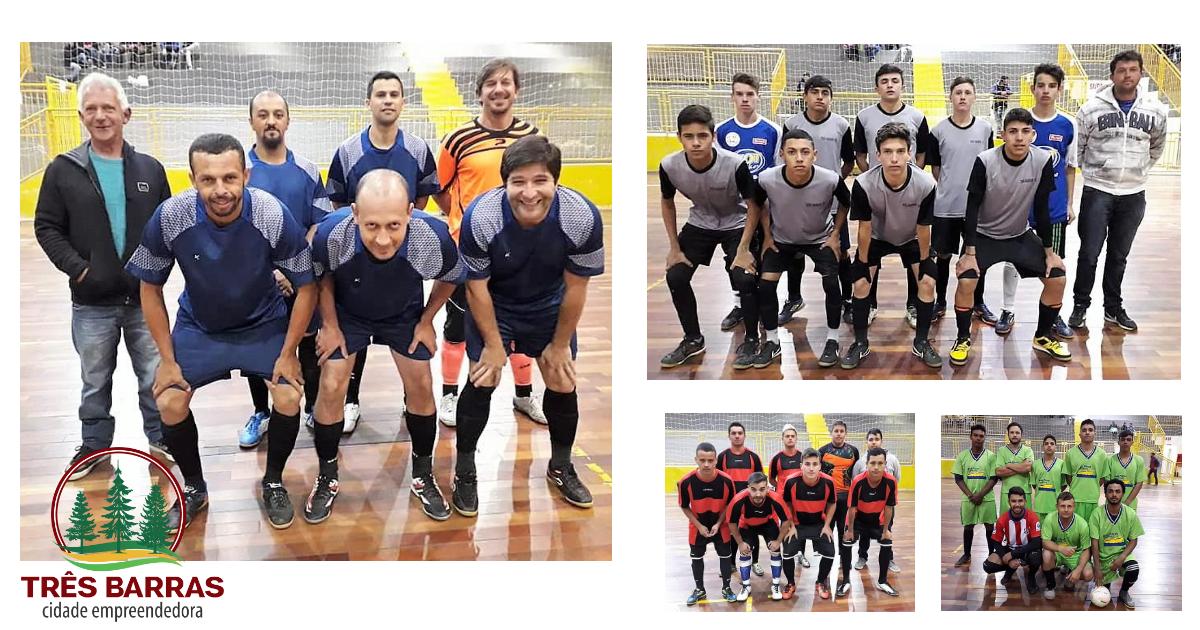 Força em Equipe garante classificação na chave C; Menandro Futsal faz 7 a 1 e também está na próxima fase