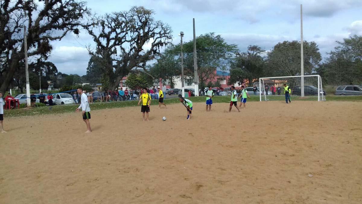 Futebol de Areia define semifinalistas em Três Barras