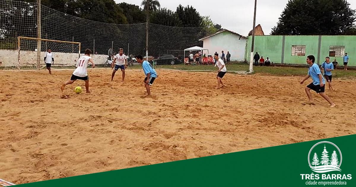 Futebol de Areia: duas últimas rodadas tiveram uma média de 6,9 gols por partida