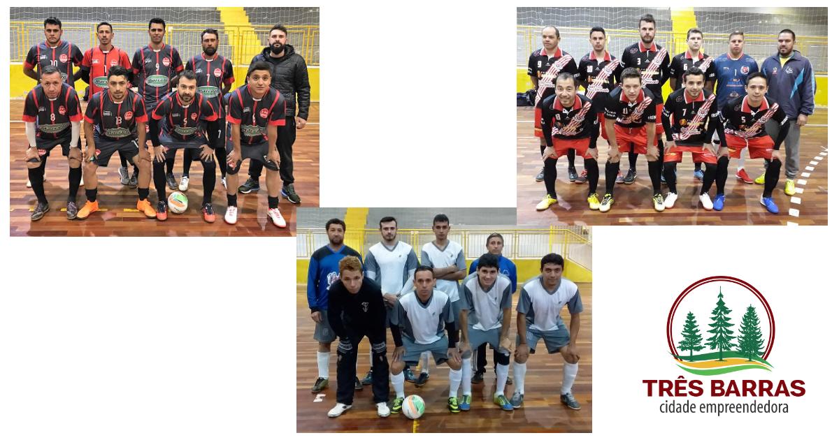 Futsal Livre Masculino define últimos classificados à segunda fase; Confira os próximos confrontos