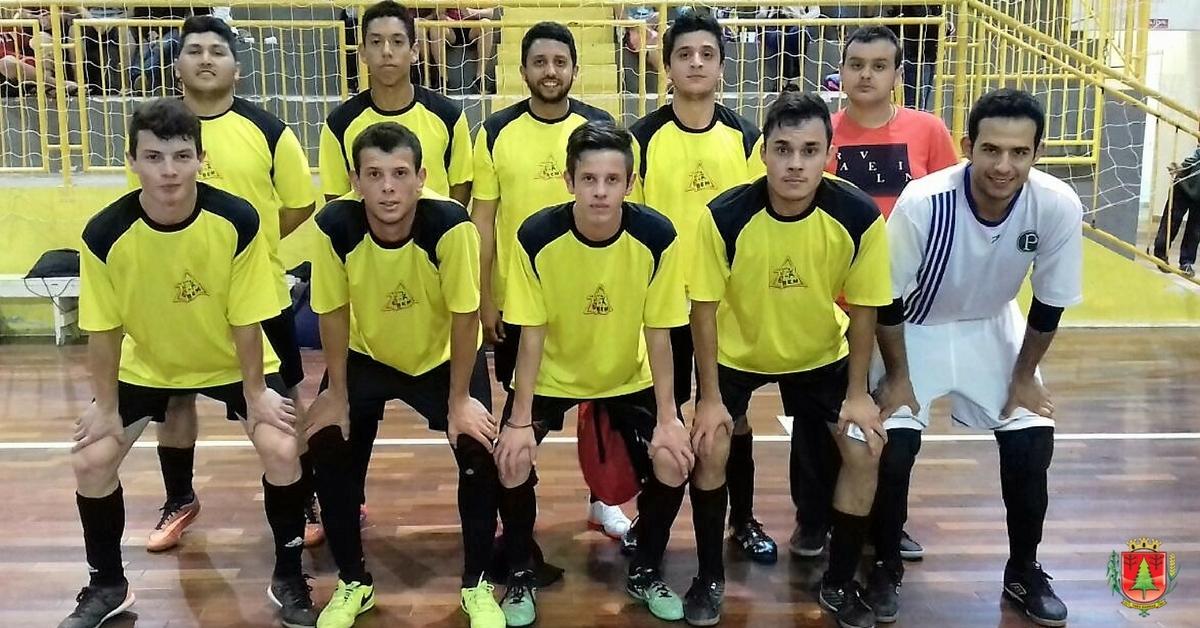 Futsal Livre terá sequência nesta segunda-feira