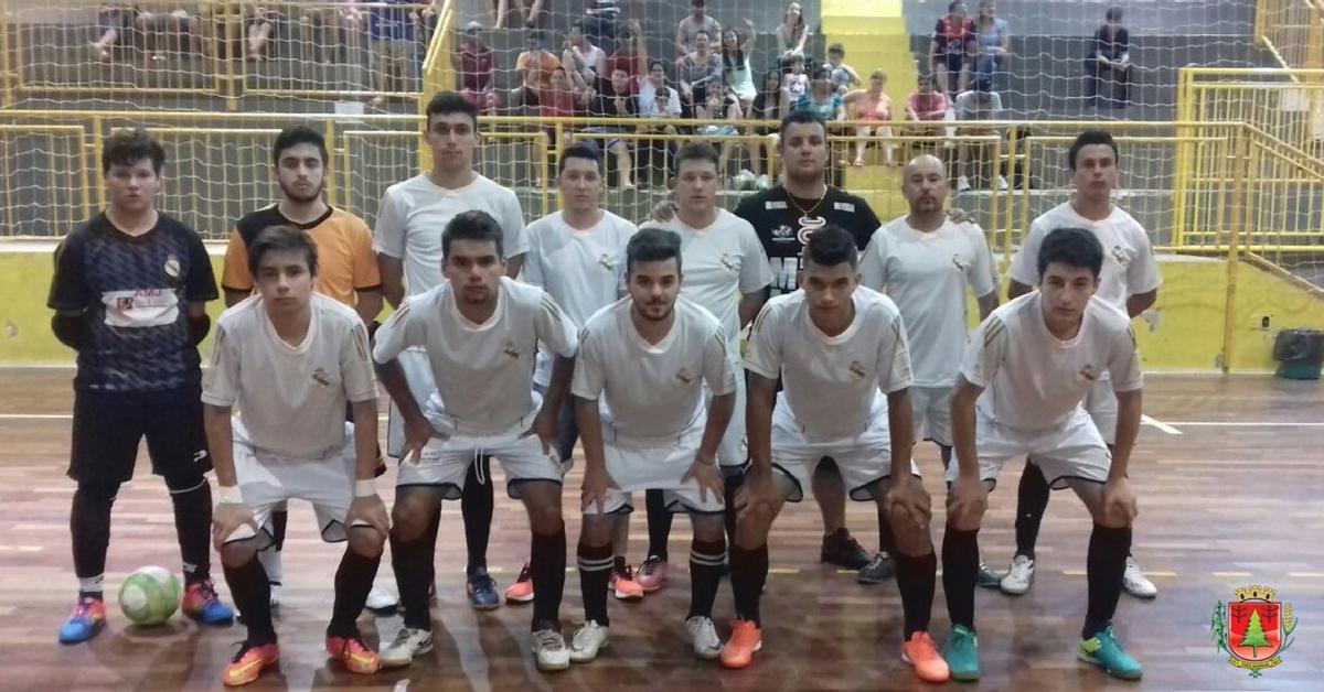 Galáticos e União Três Barras são os finalistas do Futsal Livre