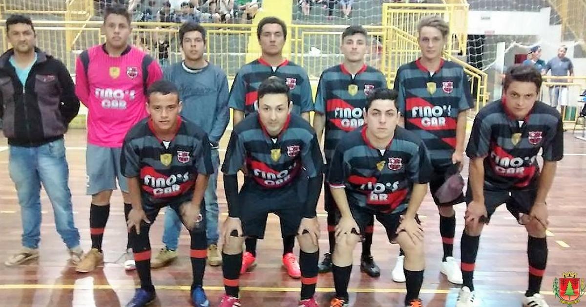 Goleadas marcam a quarta rodada do campeonato de Futsal