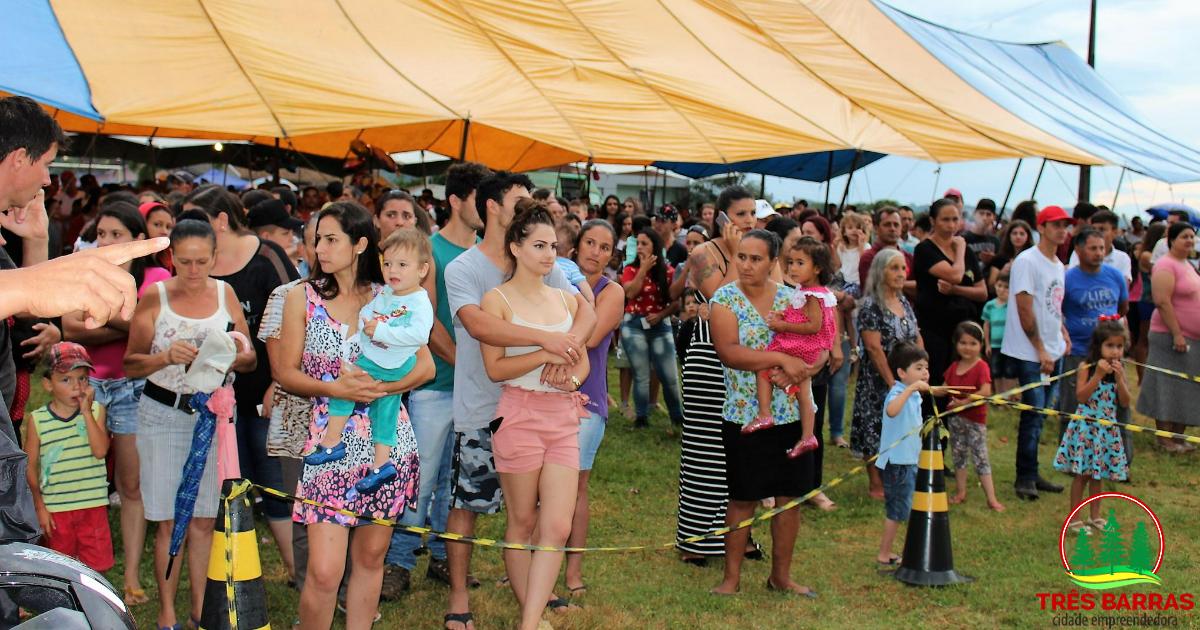 Mais de 3,5 mil pessoas comparecem ao encerramento do Natal Luz no São Cristóvão