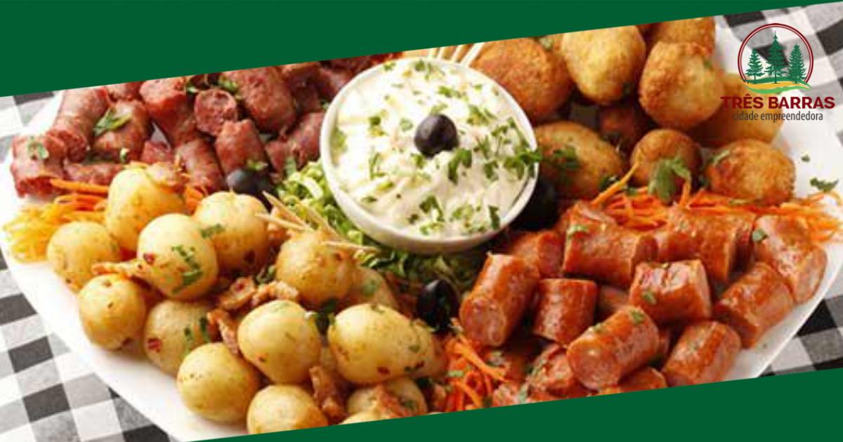 Mais de 400 porções são servidas durante o Festival Gastronômico de Comida de Boteco