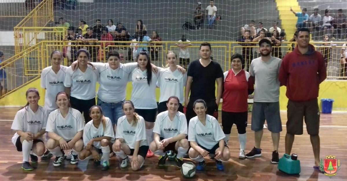 Mais duas competições de Futsal movimentam a cidade