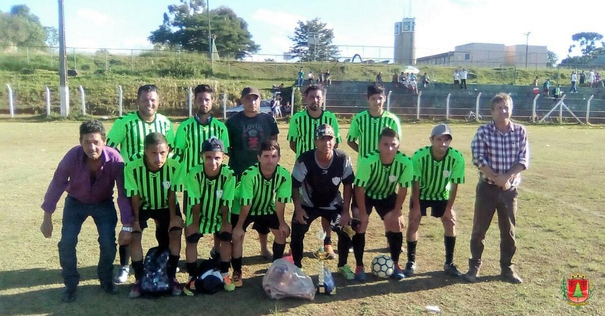 Marra FC é o campeão do Torneio de Futebol Suíço do CBCE