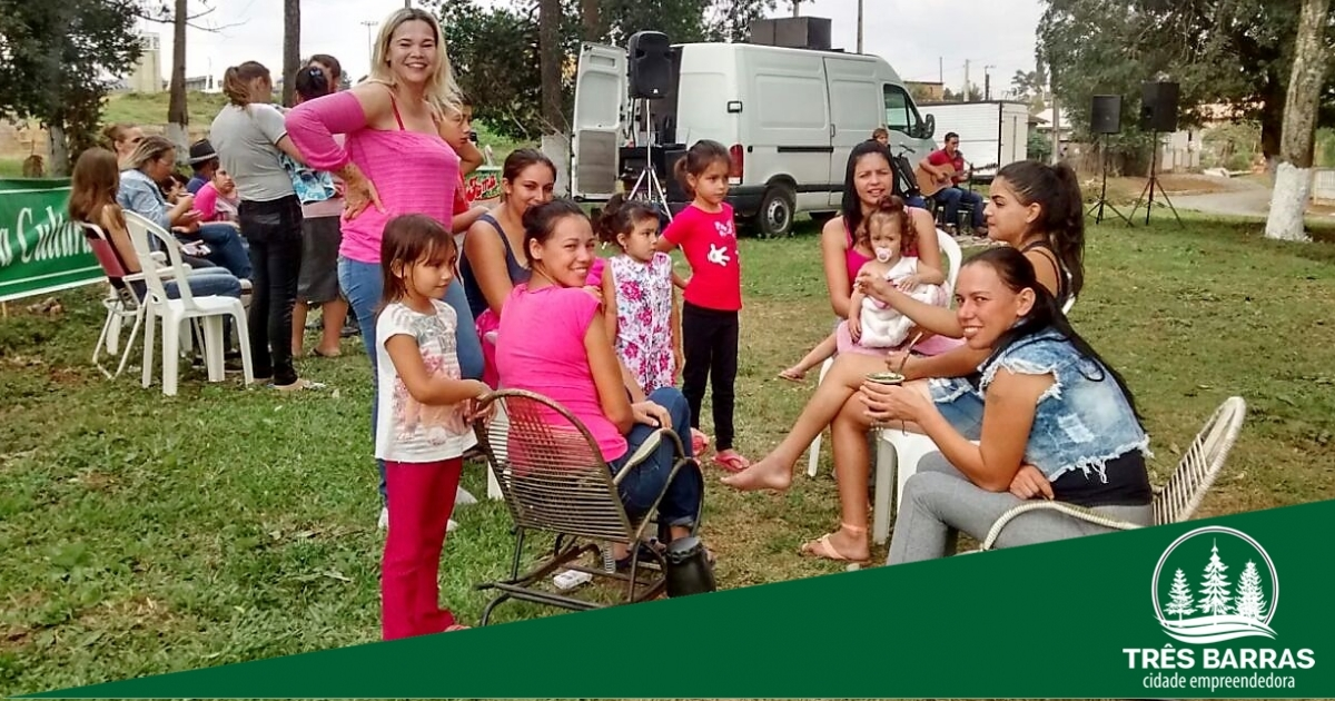Mateada Cultural reúne famílias no distrito de São Cristóvão