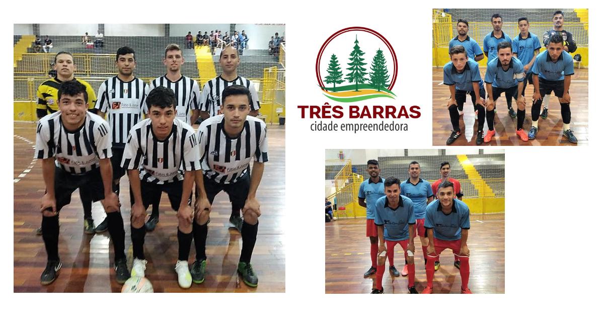 Millenium garante classificação; Loucos Por Futebol e Bem Amigos também vencem pela 13ª rodada do Futsal Livre Masculino