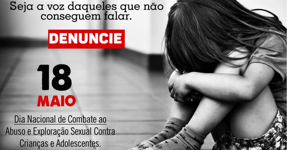 Município terá caminhadas para divulgar luta contra exploração sexual infanto-juvenil