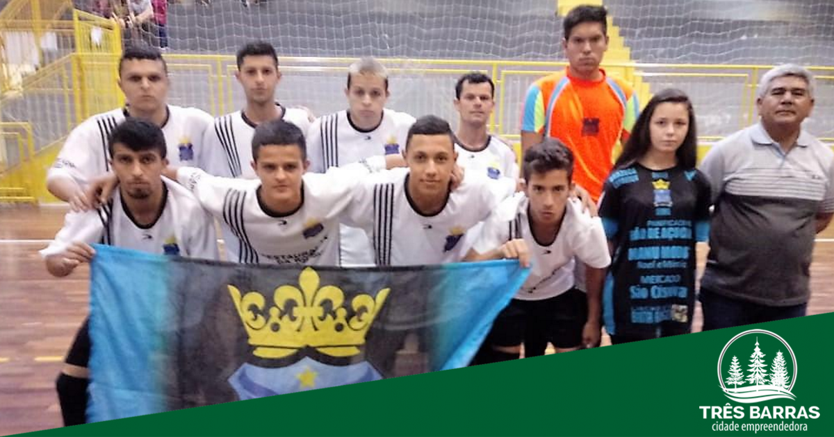 Oitava rodada do Futsal Livre e Infantil teve times vencendo pela primeira vez e goleadas