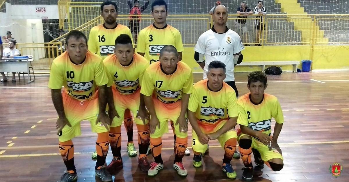 Oitava rodada do Futsal Livre tem 22 gols marcados