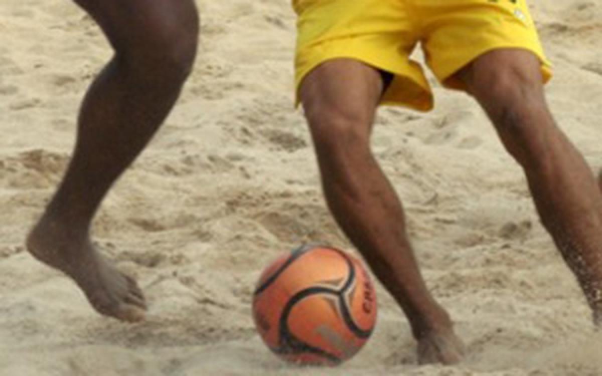 Oito times disputarão Campeonato Municipal de Futebol de Areia em Três Barras