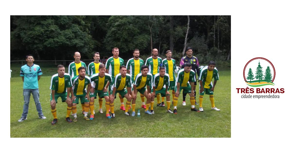 Ouro Verde goleia pela quinta rodada da Copa Floresta de Futebol em Três Barras