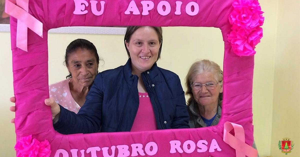 Outubro Rosa termina com avaliação positiva da secretaria de Saúde