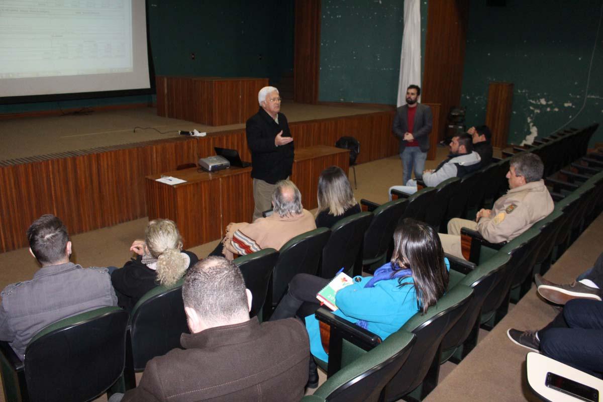 Plano Plurianual é debatido durante audiência pública em Três Barras