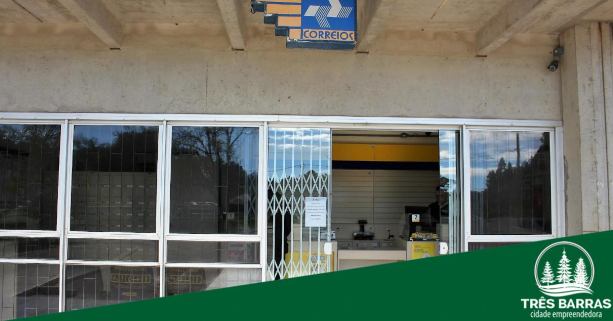 Posto dos Correios volta a prestar serviços bancários básicos