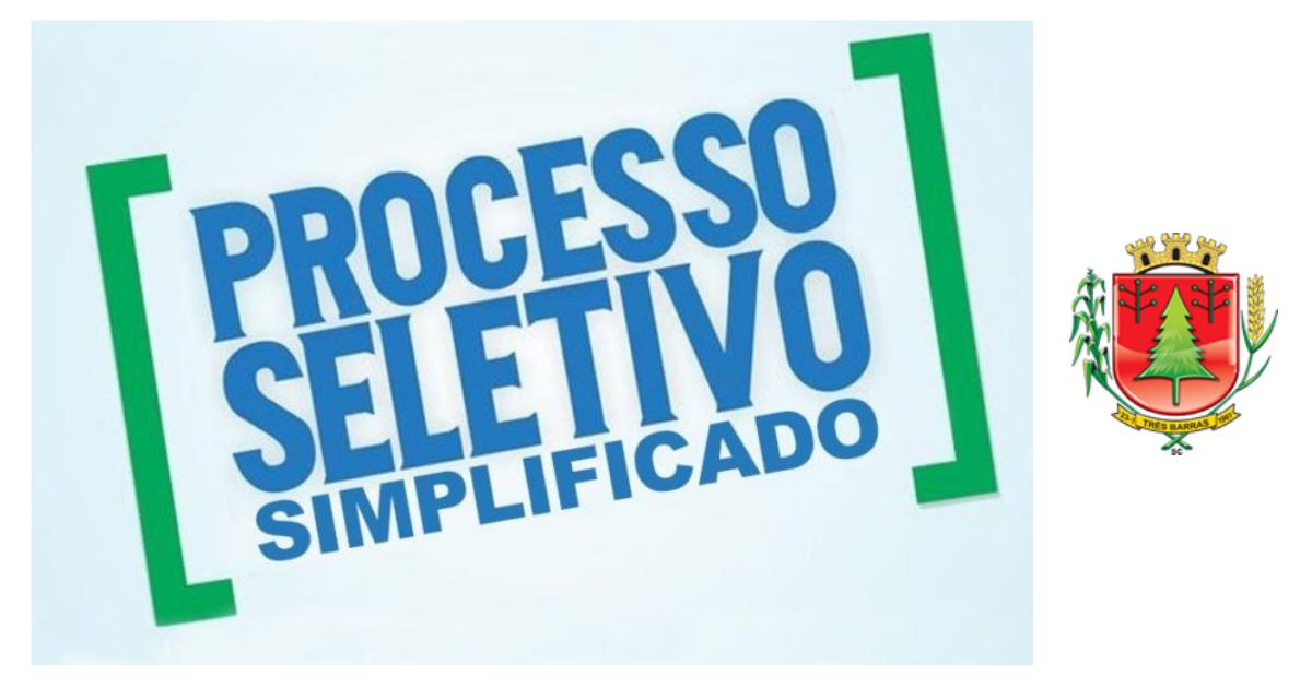 PREFEITURA DE TRÊS BARRAS REALIZA PROCESSO SELETIVO PARA A CONTRATAÇÃO TEMPORÁRIA PARA A ÁREA DA SAÚDE