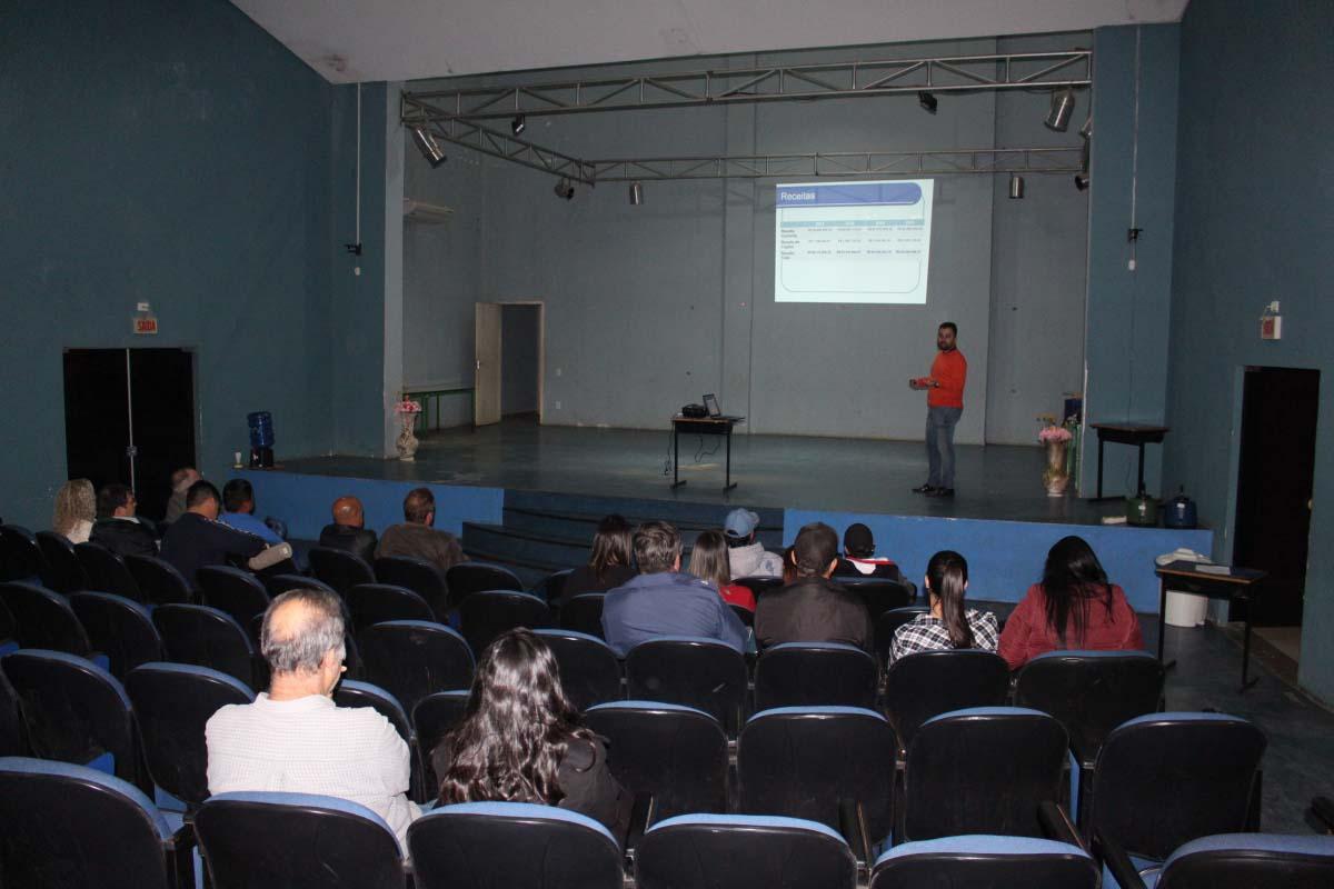 Prefeitura de Três Barras finaliza audiências públicas que abordaram o PPA
