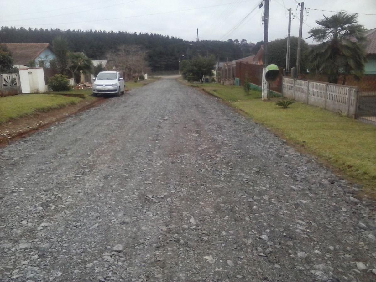 Prefeitura estende trabalhos de recuperação de ruas ao bairro João Paulo II