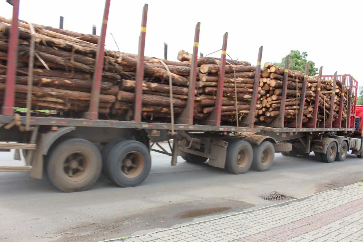 Prefeitura intensificará fiscalização sobre excesso de peso nos caminhões que transitam em Três Barras