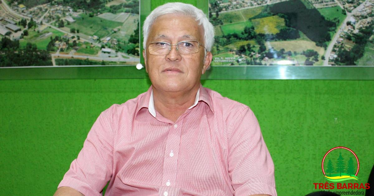 Prefeitura pretende contratar empréstimo para adquirir maquinário e investir em iluminação pública