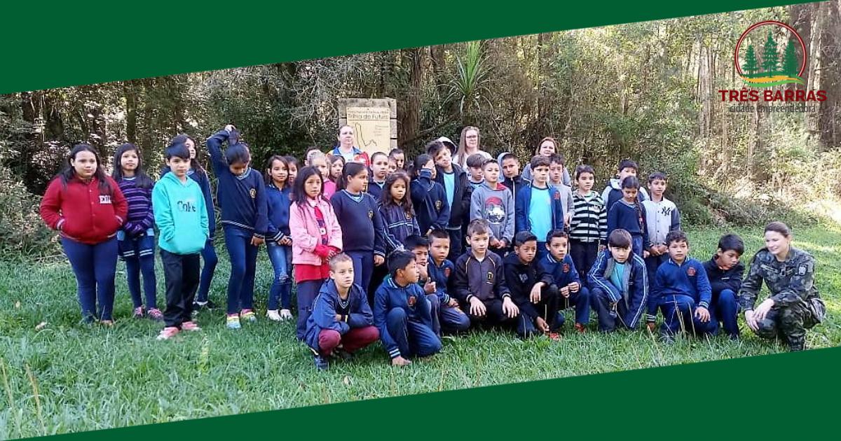 Programa PUMA contempla 217 alunos das séries iniciais em Três Barras
