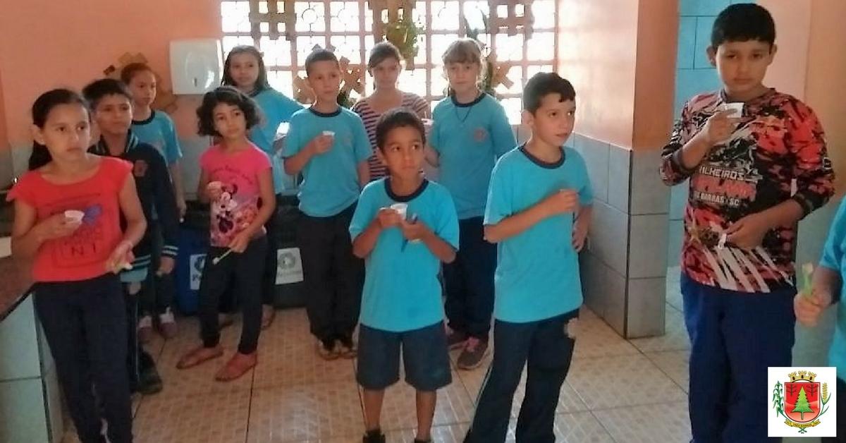 """Projeto """"Flúor na Escola, Criança Feliz"""" inicia pela localidade da Campininha"""